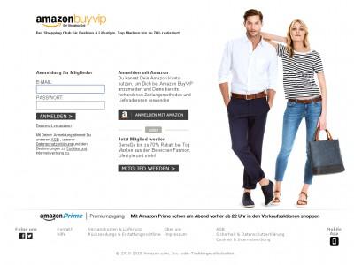 Amazon buyvip geschenkgutschein