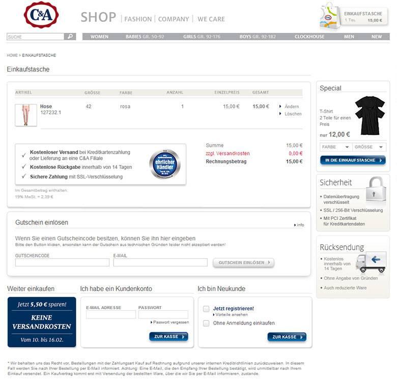 fashion gutscheine f r online shops wie sheego und frontlineshop. Black Bedroom Furniture Sets. Home Design Ideas