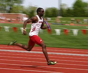 Laufbekleidung im Runners Point
