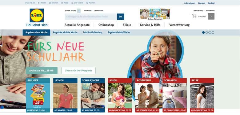 gutschein lidl online shop