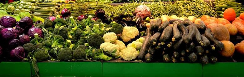 Gemüse bei Allyouneed