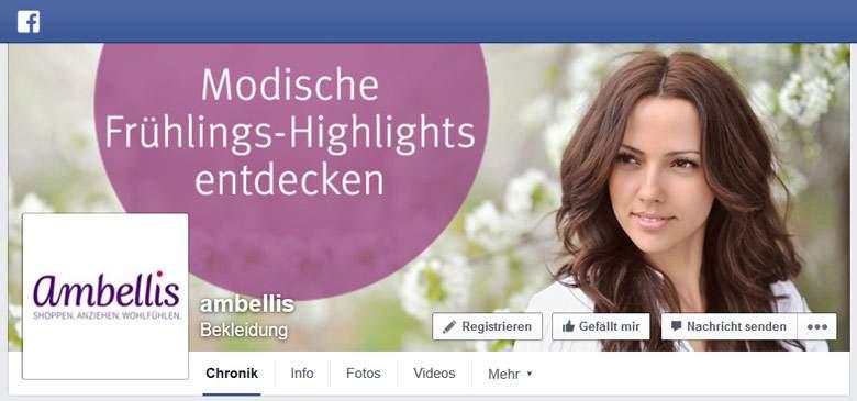 Ambellis Facebook