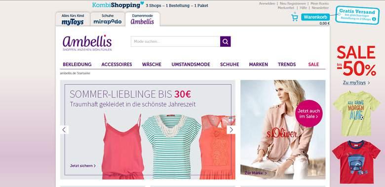 Ambellis shop