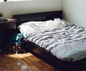 Schlafzimmer bei Amirior