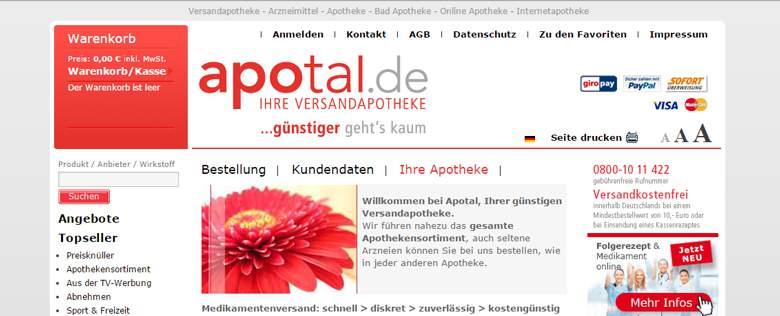 apotal shop