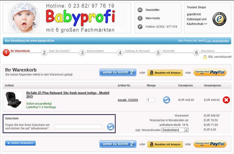 babyprofi onlineshop