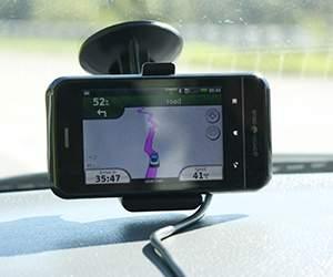 Navigation bei Becker