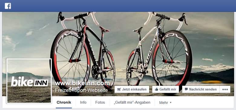 bikeINN bei Facebook
