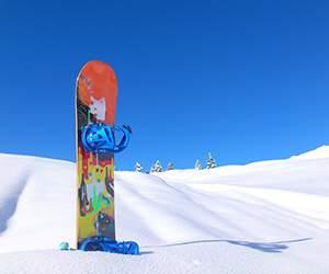 Burton Snowboard bei Blue Tomato