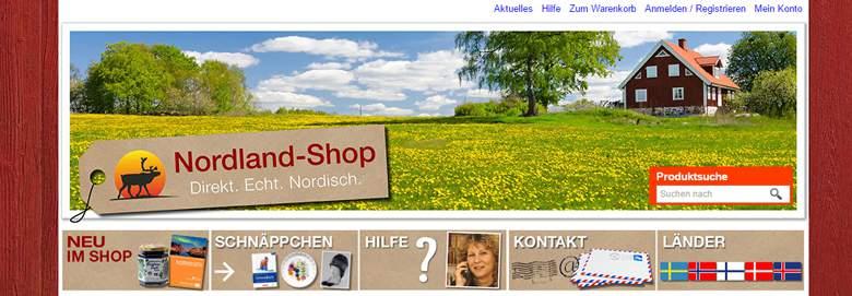 Nordland-Shop Shop