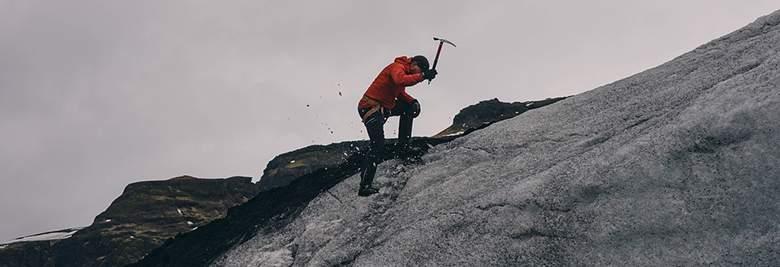 Sortiment bei Bergfreunde