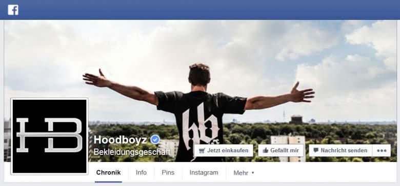 Facebook von Hoodboyz