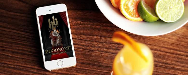 Hoodboyz App