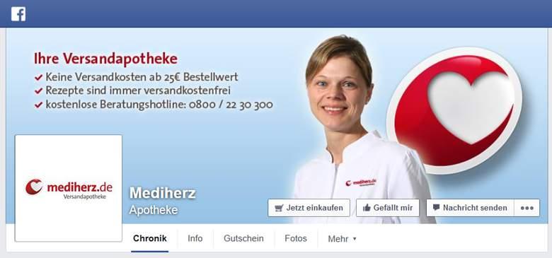 Facebook von Mediherz