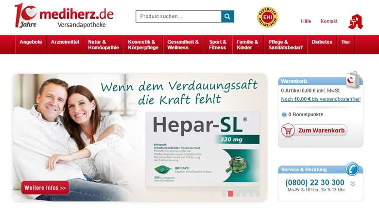 Mediherz Shop