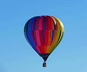 Ballonfahrt bei Jollydays