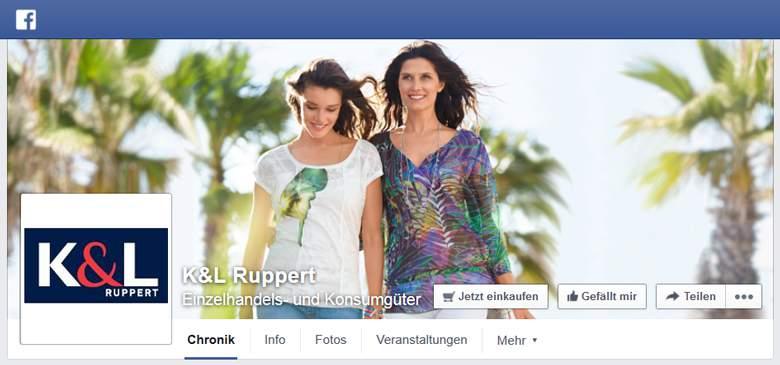 Facebook von K&L