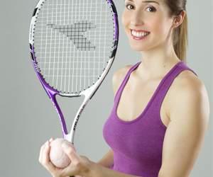 Tennisschläger bei MandMdirect