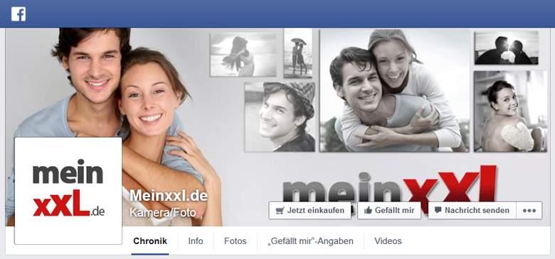 Facebook von meinxxl