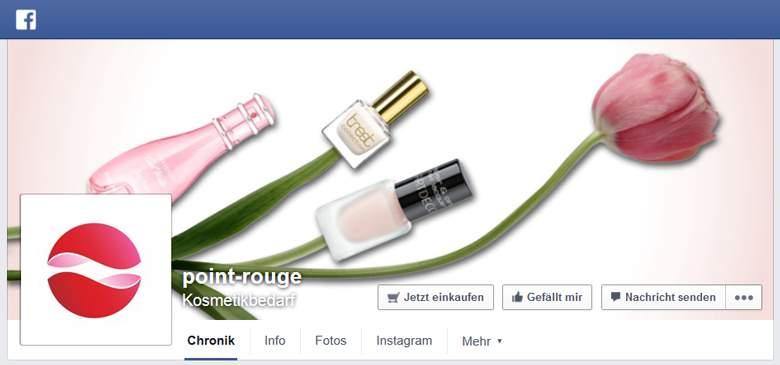 Facebook von Point-Rouge