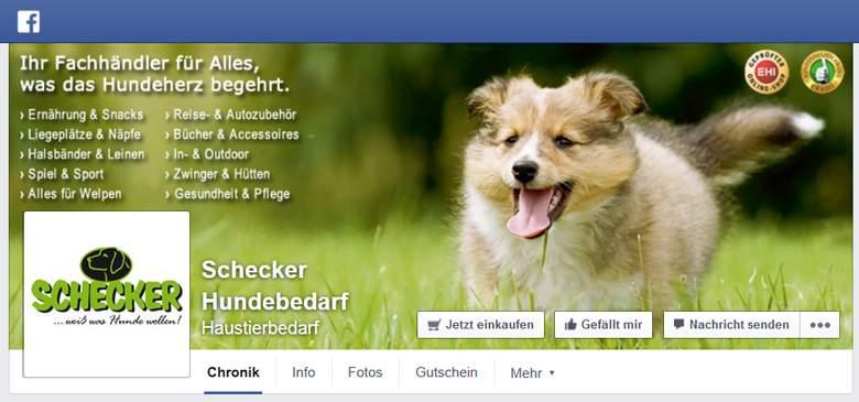 Facebook von Schecker
