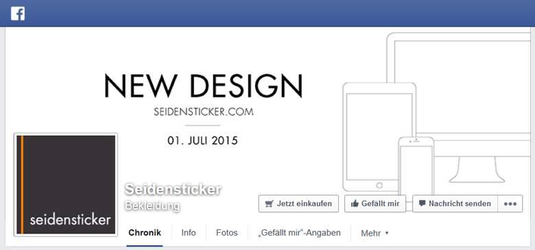 seidensticker facebook