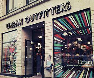 Urban Outfitters Filiale