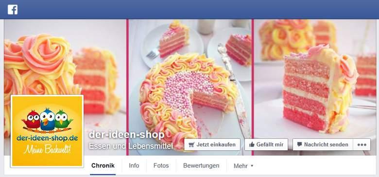 Der-Ideen-Shop bei Facebook
