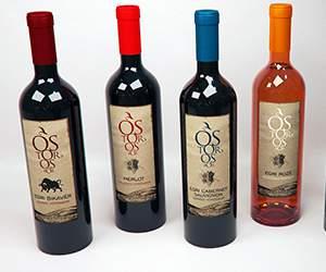 Sortiment bei Der Weinversand