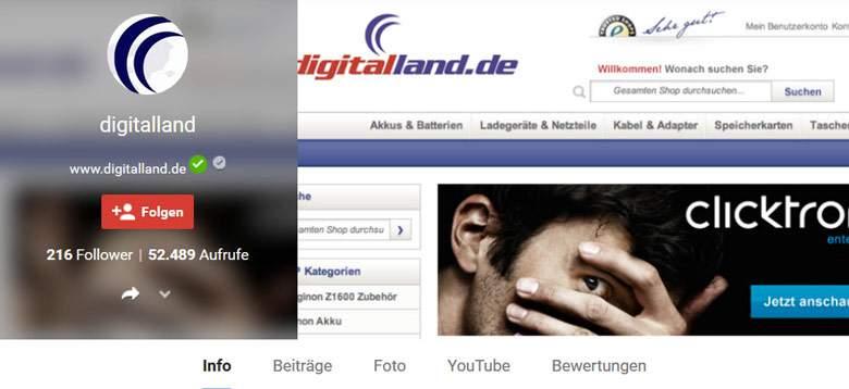 Digitalland bei Google Plus
