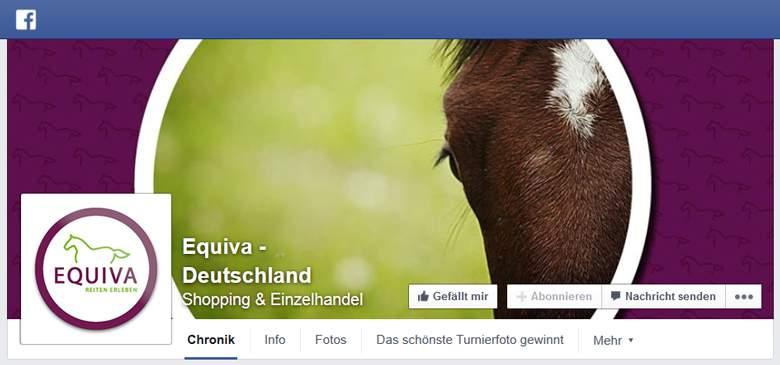 Equiva bei Facebook