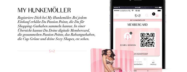 Hunkemöller App