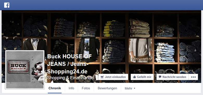 jeans-shopping24 bei Facebook