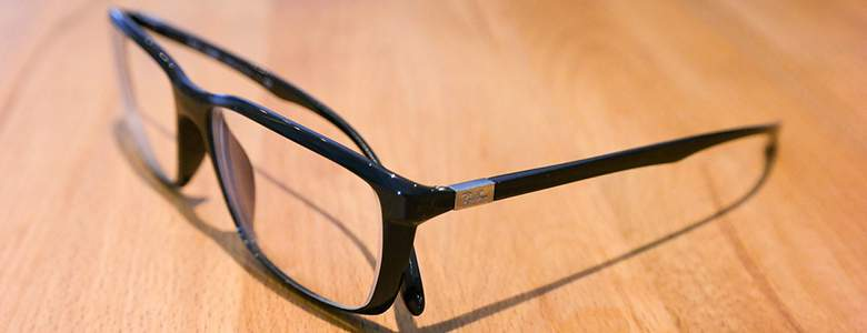 Brille bei Linsensuppe