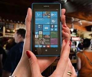 Nokia Lumia bei MediaVersand