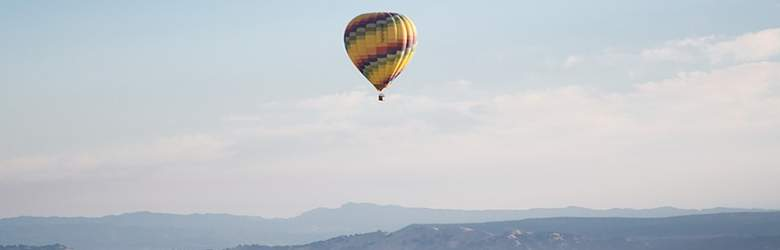 Ballonfahren bei Meventi