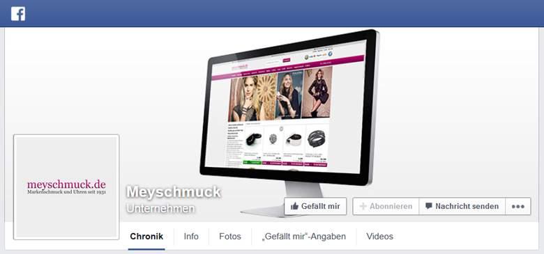 meyschmuck bei Facebook