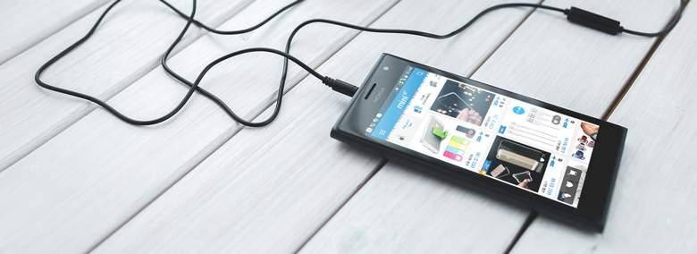 Smartphone bei MiniInTheBox
