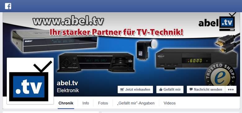 abel.tv bei Facebook