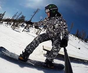 Snowboardbekleidung bei Brunotti