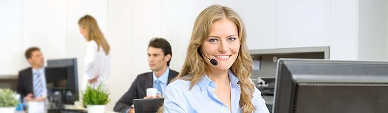 Drucksaal Kundenservice