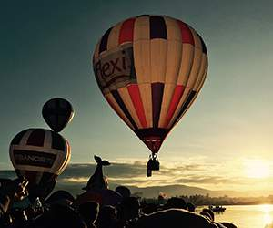 Ballonfahrt mit Nolimits24
