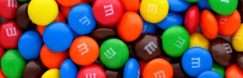 M&M's bei My M&Ms