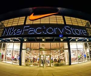Nike Warenladen
