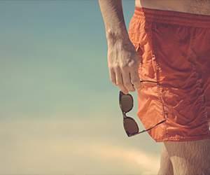 Shorts bei OBOY