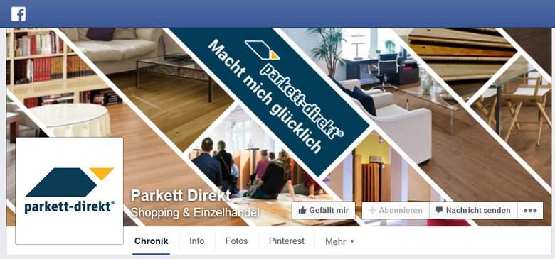 parkett-direkt bei Facebook