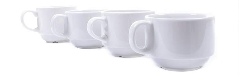 Tassen bei Porzellantreff
