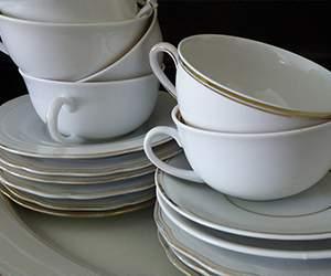 Geschirr bei Porzellantreff