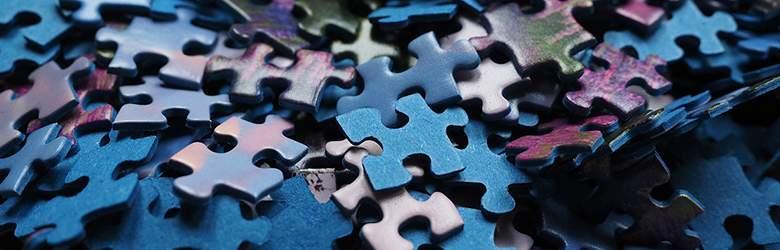 Puzzlespiel bei puzzle.de