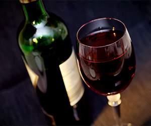 Rotwein bei Rindchen